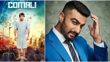 Comali Remake: Jayam Ravi Says Arjun Kapoor Is Going To Rock in the Hindi Version!