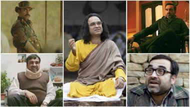 Pankaj Tripathi Birthday Special: 7 Memorable Characters the Sacred Games Actor Has Gifted Us That We Are Quite Thankful For!