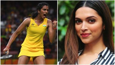 PV Sindhu Wants Deepika Padukone to Play Her Character in the Badminton Champ's Biopic
