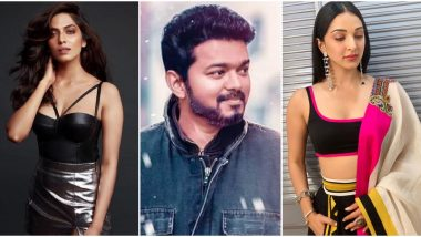 Thalapathy 64: Not Kiara Advani But Malavika Mohanan to Romance Vijay in his Next Movie?