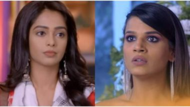Kumkum Bhagya November 7, 2019 Written Update Full Episode: Rhea tells Sanju to Trick Prachi and Take Her to the Bedroom to Prove all She is Characterless