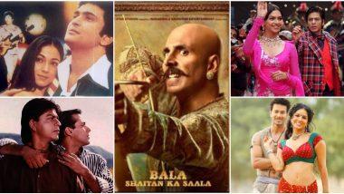 Housefull 4: Before Akshay Kumar's Comedy Film, These 5 Films of Shah Rukh Khan, Salman Khan, Sunny Leone Milked Entertainment Value Out of Reincarnation Sagas