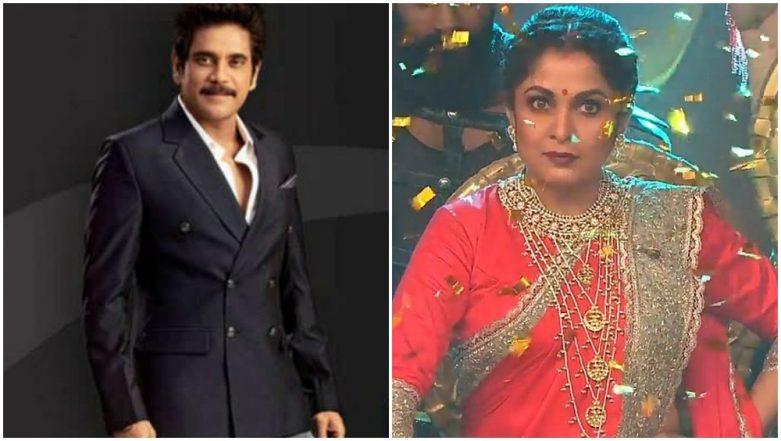 Bigg Boss Telugu 3: Akkineni Nagarjuna Goes on a Mini Break and Ramya Krishnan Takes His Place as the Show's Host, Fans Are Impressed!