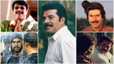 Mammootty Birthday Special: 15 Iconic Scenes of the Malayalam Superstar That Are Etched Permanently in the Hearts of His Fans (Watch Videos)