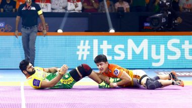 PKL 2019 Result: Patna Pirates Beat Puneri Paltan 55–33 at Shree Shiv Chhatrapati Sports Complex