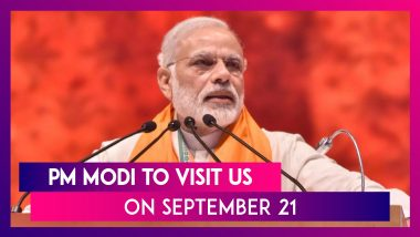 PM Narendra Modi To Visit US On September 21, Address To UNGA And Energy Deals On Agenda