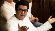 Raj Thackeray Changes Track on CAA, Says MNS Not Supporting The Law But Seeks Ouster of Illegal Bangladeshi Immigrants