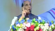 Rajnath Singh Warns Imran Khan, Says 'Think About PoK' Before Any Misadventure at India-Pakistan Border