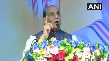 Dussehra 2020: Rajnath Singh Extends Wishes on Vijayadashami, to Interact With Soldiers at Nathula Area of Sikkim Today