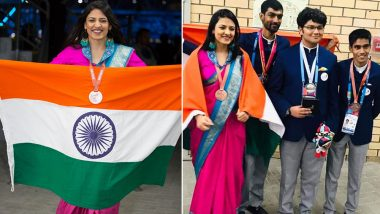 Shweta Ratanpura Becomes First Indian Female to Win Medal at World Skills 2019