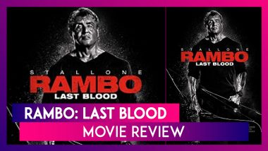 Rambo: Last Blood Movie Review - Sylvester Stallone's Final Act Will Keep You Entertained