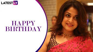 Ramya Krishnan Birthday Special: From Padayappa to Baahubali – 5 Best Roles of South's Favourite Actress