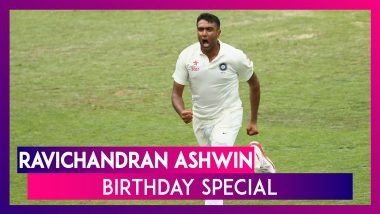 Happy Birthday Ravichandran Ashwin: Lesser Known Facts About The Indian Spinner