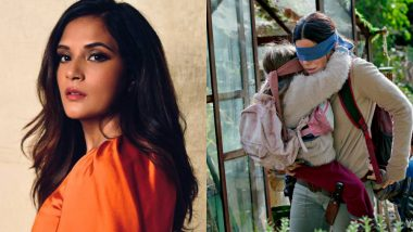 Exclusive! Richa Chadha Reveals She Turned Down an Opportunity to Audition for a Role in Sandra Bullock's Bird Box