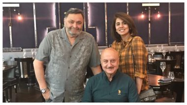 It's Happening! Rishi Kapoor Is on His Way Home After Long Treatment in New York, Reveals Anupam Kher