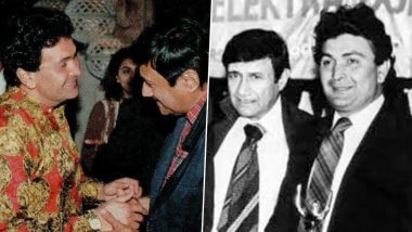 Rishi Kapoor's Tribute to the Legendary Actor Dev Anand on 96th Birth Anniversary Is Unmissable