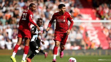 Roberto Firmino's Hat-Trick Assists During Liverpool vs Newcastle City, EPL 2019-20 Sends the Twitterati into a Tizzy (Watch Video)