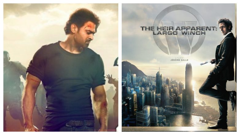 French Director Accuses Prabhas' Saaho of Being Copied from Largo Winch, Says 'If You Steal My Work, at Least Do It Properly?'