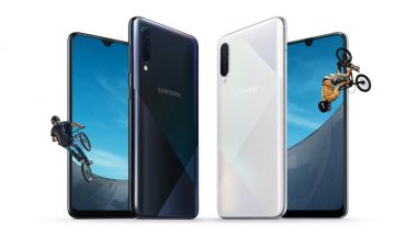 Samsung Galaxy A50s, Galaxy A30s To Be Launched in India Tomorrow: Expected Prices, Features & Specifications