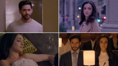 Ghost Song Dil Maang Raha Hai Maulat: Sanaya Irani and Shivam Bhaargava Will Melt Your Hearts In This Soulful Melody! (Watch Video)