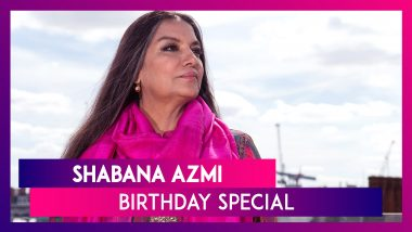 Happy Birthday Shabana Azmi: 7 Times The National Award Winner Won Us Over With Her Acting Skills