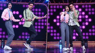 Nach Baliye 9: Shantanu Maheshwari Has His Fan Moment With Hrithik Roshan, Recreates 'Sitaaron Ki Mehfil'