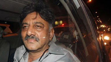 DK Shivakumar Presented Before Delhi Court on Expiry of His ED Custody