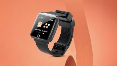 Lenovo Carme Smartwatch Launched in India; Prices, Features & Specifications