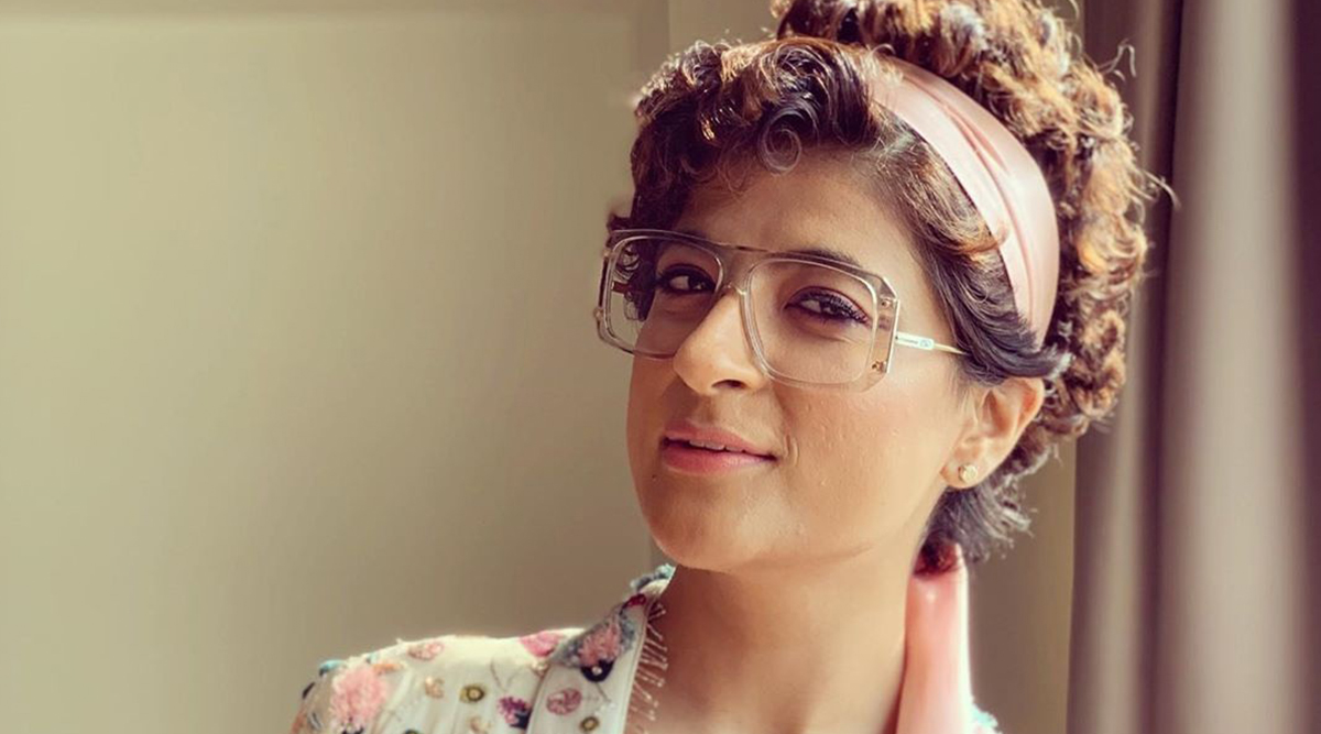 Tahira Kashyap Reveals She Was Earlier Insecure About Hubby Ayushmann's On-Screen Make-Out Scenes