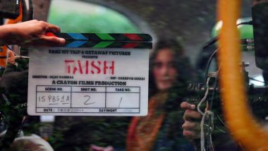 Taish: Harshvardhan Rane and Kriti Kharbanda Wrap Up Film's First Schedule in London (View Pic)