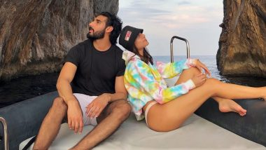 Ahan Shetty's 'I Love You' Comment on Girlfriend Tania Shroff's Picture May Sound 'Cheesy' to You But it's Damn Romantic for Us - View Pic
