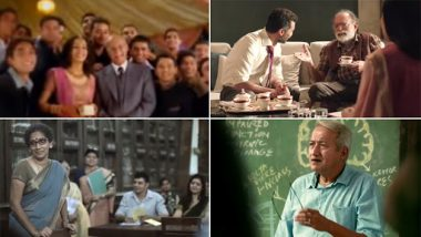 Teachers' Day 2019: From Titan to Bournvita and Visa, Watch These All Time Favourite Emotional Ads Which Capture the Precious Student-Teacher Relationship
