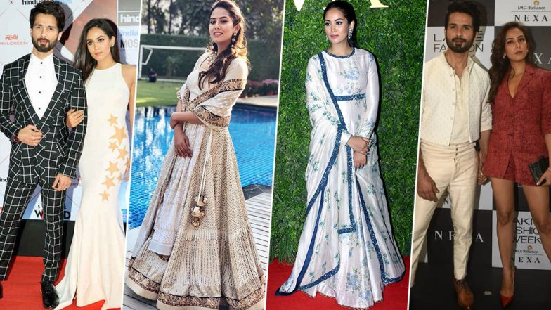 Mira Rajput Birthday Special: Her Smart and Stylish Fashion Choices Prove She's Still a Delhi Girl at Heart (View Pics)