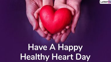 World Heart Day 2019 Quotes: Healthy Heart Messages, Inspirational Sayings, WhatsApp Images and Facebook Status to Share on This Day