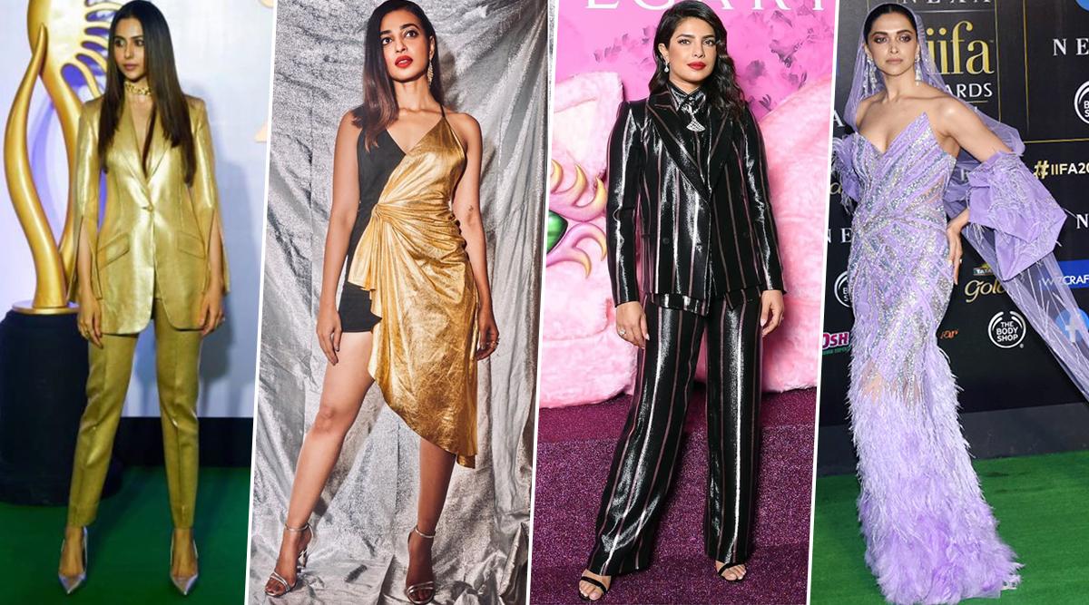 Priyanka Chopra, Deepika Padukone and Radhika Apte's Horrible Choices Ruined our Week (View Pics)