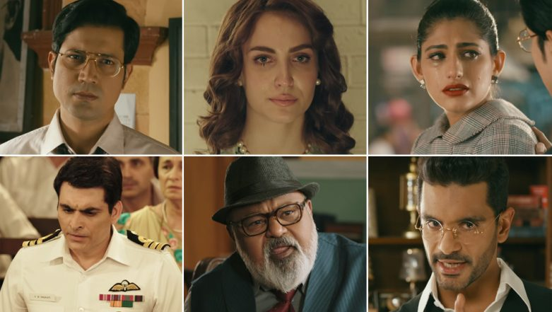The Verdict Trailer: Sumeet Vyas, Elli AvRram, Angad Bedi, Kubbra Sait's Performances Increase Expectations From The Web-Series! (Watch Video)