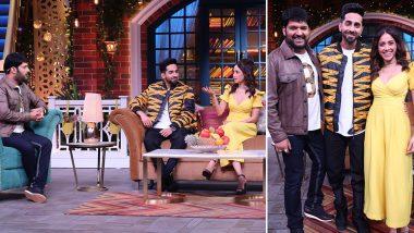 The Kapil Sharma Show: Ayushmann Khurrana Reveals There Are