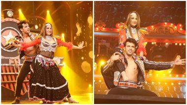 Nach Baliye 9: Wildcard Jodi Urvashi Dholakia and Anuj Sachdeva Perform Four Dance Forms In Their Comeback Performance! (Watch Video)