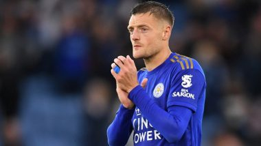 Jamie Vardy Surpasses Cristiano Ronaldo's to get This Record in Premier League
