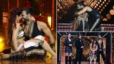 Nach Baliye 9: Vishal Aditya Singh Did NOT Walk Out After Forgetting Steps, Consoled a Teary Madhurima Tuli on Stage (View Pics)