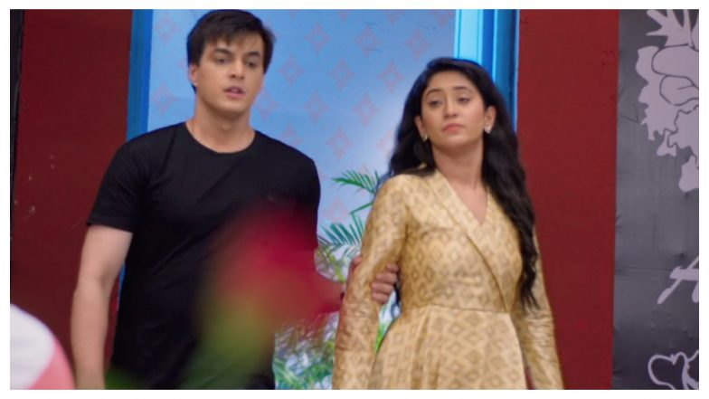 Yeh Rishta Kya Kehlata Hai September 13, 2019 Written Update Full Episode: Vedika Gets Upset on Seeing Kartik and Naira Together