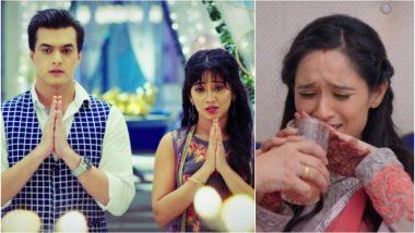 Yeh Rishta Kya Kehlata Hai September 10, 2019 Written Update Full Episode: Kartik Confronts Naira Over Fasting For Him On Teej, Vedika Falls Unconscious Thus Unable To Complete Her Fast!