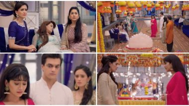 Yeh Rishta Kya Kehlata Hai September 18, 2019 Written Update Full Episode: Kartik and Naira Hug Each Other and Celebrate on Finding Out That Kairav's Health Is Improving!