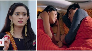 Yeh Rishta Kya Kehlata Hai September 19, 2019 Written Update Full Episode: Vedika Gets Disturbed Seeing Kartik and Naira Sleep on The Same Bed!