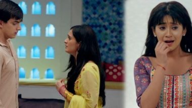 Yeh Rishta Kya Kehlata Hai September 20, 2019 Written Update Full Episode: Naira Decides to Leave The Goenka House With Kairav After Vedika Humiliates Her!