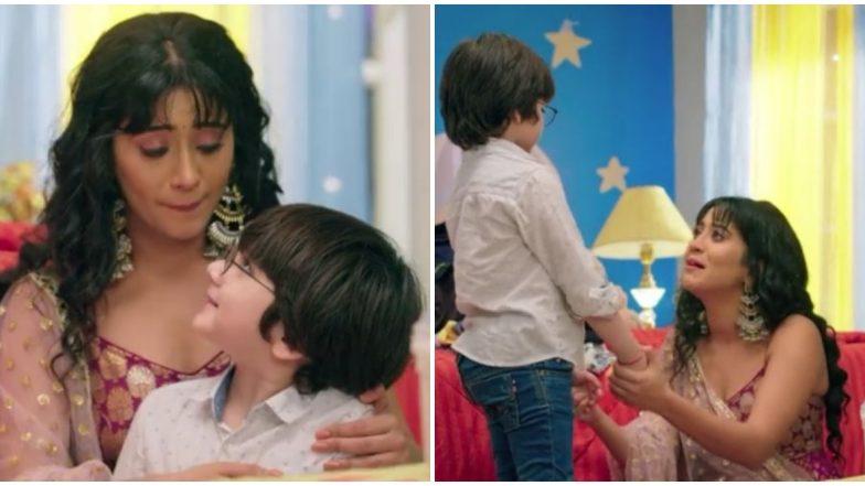 YehRishta Kya Kehlata Hai September 23, 2019 Written Update Full Episode: Kairav Gets Upset With Naira, But Kartik Manages To Convince Him!