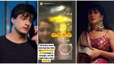 Yeh Rishta Kya Kehlata Hai: Kartik-Naira Fans Shame Pankhuri Awasthy For Sharing a Snap From KaiRa's Bedroom, Want Vedika Out of Serial! (View Tweets)