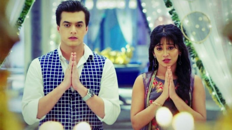 Yeh Rishta Kya Kehlata Hai September 9, 2019 Written Update Full Episode: Vedika Gets Upset On Seeing Kartik's Name On Naira's Palm, Kartik Wants To Find Out If Naira Is Fasting For Teej!