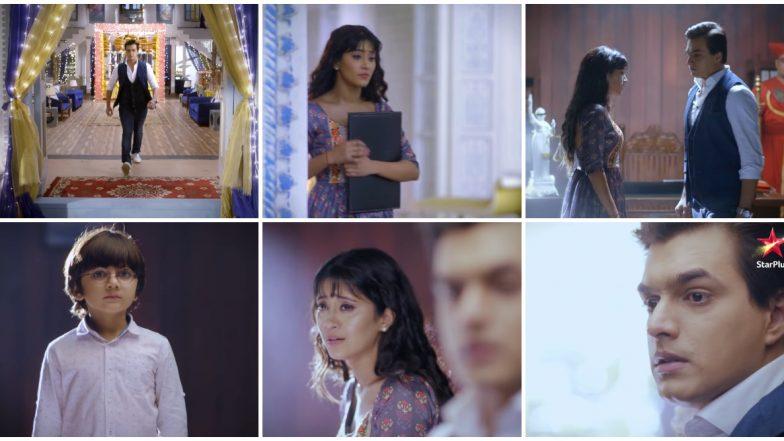 Yeh Rishta Kya Kehlata Hai New Promo: Kartik and Naira To Get Into A Custody Battle For Kairav! Vedika To Attempt Suicide? (Watch Video)