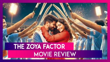 The Zoya Factor Movie Review: Watch out for Dulquer Salmaan & Sonam Kapoor's Chemistry in this Romcom